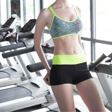 2016 hot Stylish Quick Drying Sports Bra Vest for Women Without Steel no rims Fitness underwear(China (Mainland))