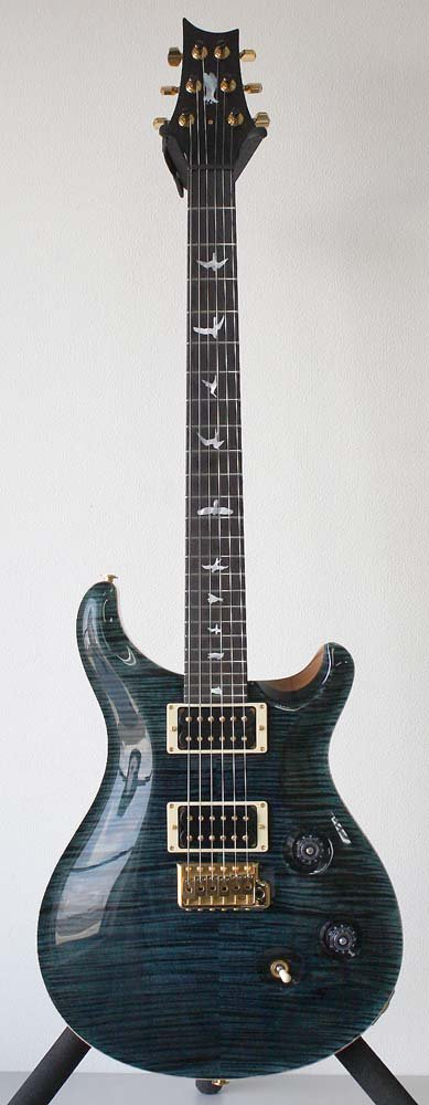 New Classical Beautiful PRS Paul Reed Smith Private Stock SingleCut Charcoal Burst Electric guitar greenish black(China (Mainland))