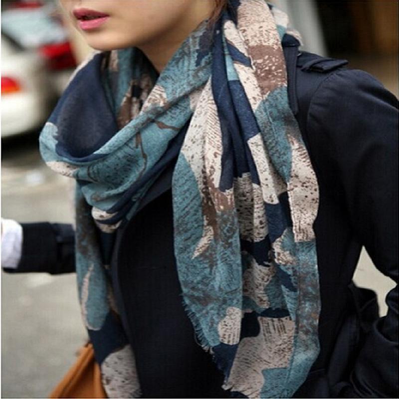 Женский шарф 1 100