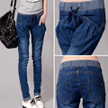 New Arrive Women Jeans 5XL High Waist Elastic Style 4xl Denim Material Make Shape Look Skinny