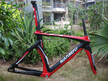 Specials !! Free Shipping !! 2015 Naturefly Carbon Track Frame 700c Red/Black/White(Hong Kong)
