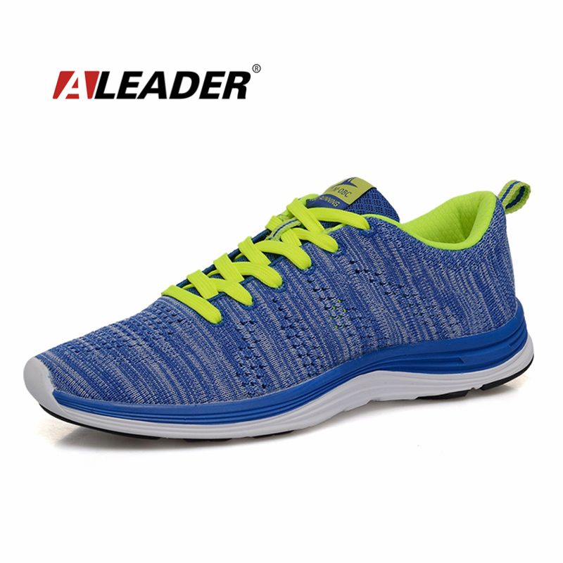 Aleader Athletic Running Shoes Men Women 2015 Srping/Summer Breathable Sport Trainers Masculino zapatillas hombre - Brand Flagship Store store