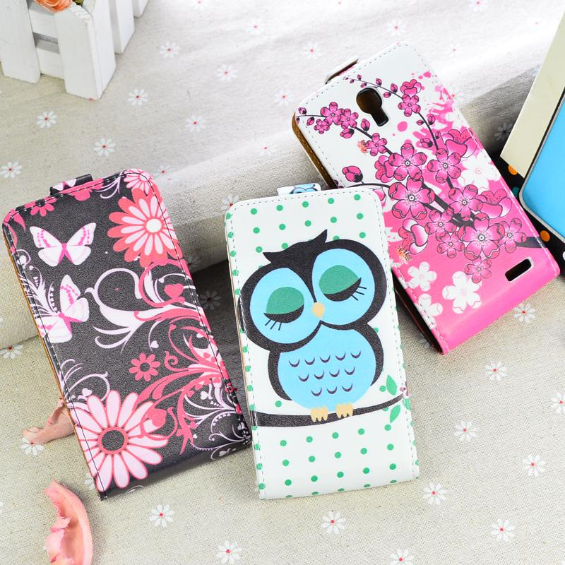 Fashion Flip case cover Pop 2 4.5 PU Leather Alcatel One Touch 5042 5042X 5042D 5042A 5042W 5042E Phone Bag - ShenZhen J&R Technology Co.,Ltd. store