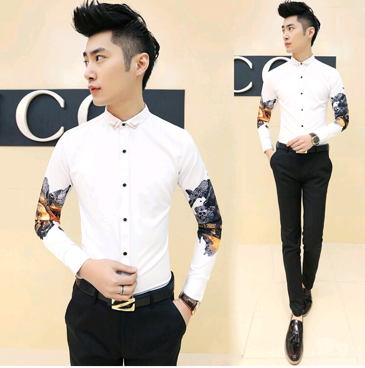 Korean Shirts For Men Gallery