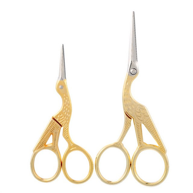 Stainless Sewing Scissors (2PCs/Set)