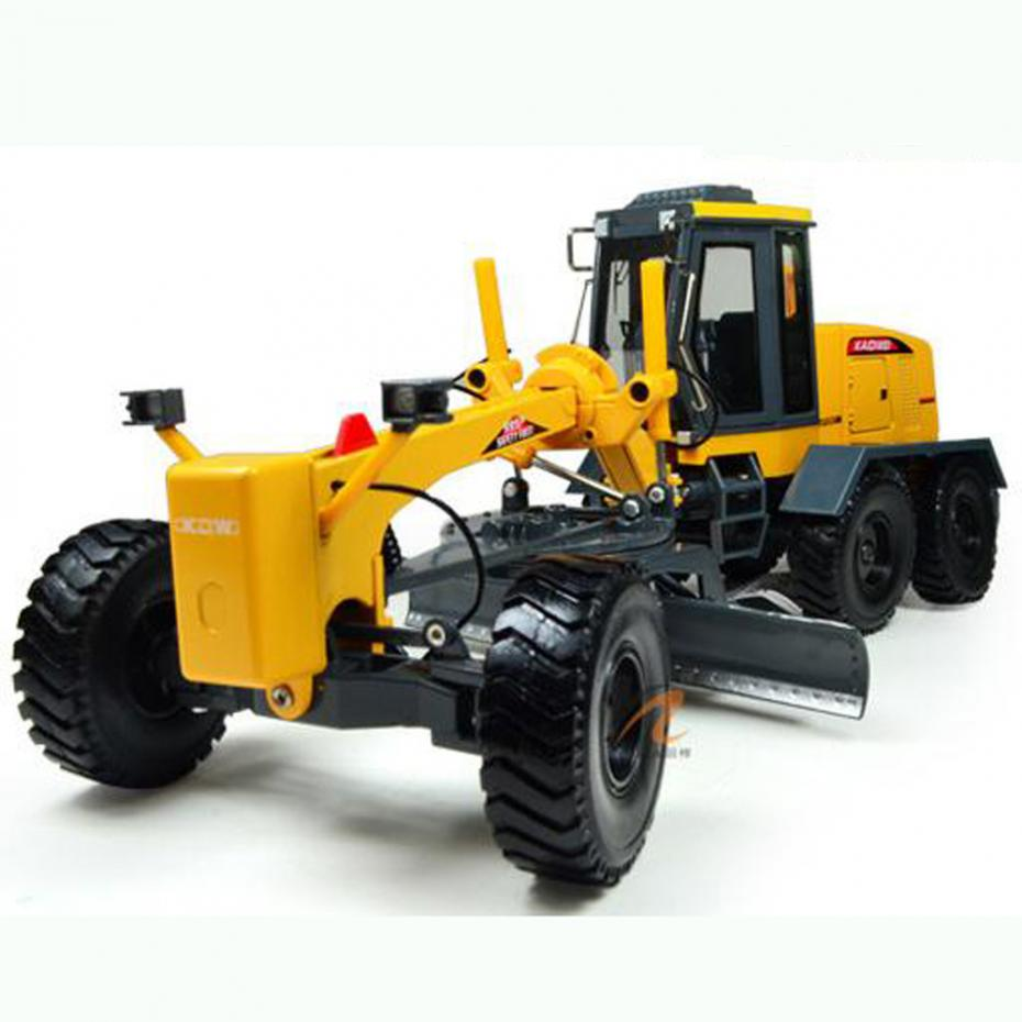 C3501 KDW 1:35 Scale Diecast Motor Grader Truck Construction Vehicle Cars Model Toys(China (Mainland))