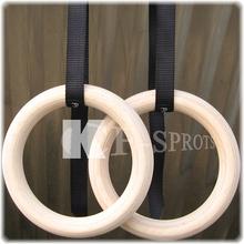 2015 новый 1 пара деревянный 1.1 » портативный спортивной гимнастике кольца домашняя центр crossfit силовые тренировки