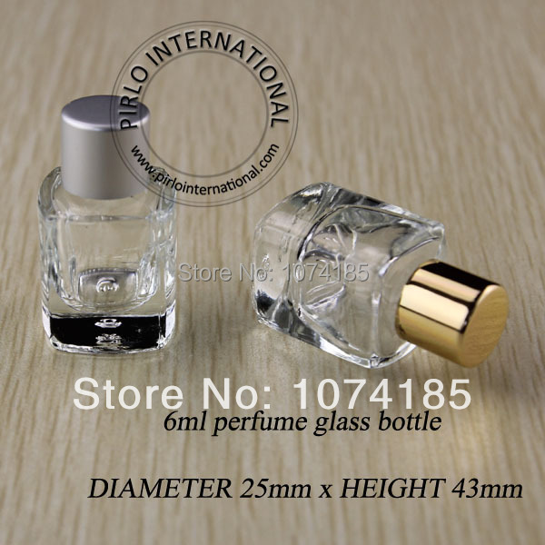 50pcs x 5 ml empty perfume bottle sample vials miniature fragrance cosmetic glass bottles bottle containers vintage for perfume(China (Mainland))