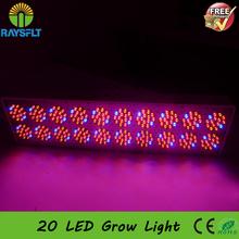 Appollo20 парниковый растет освещение цветок 300 * 3 Вт полный спектр из светодиодов завода светать