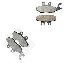 Buy Disc Brake Pads set PIAGGIO VESPA 300 Beverly 278cc 4T Multi spoke cast wheel 2010 2011 2012 2013 2014 2015 for $5.92 in AliExpress store