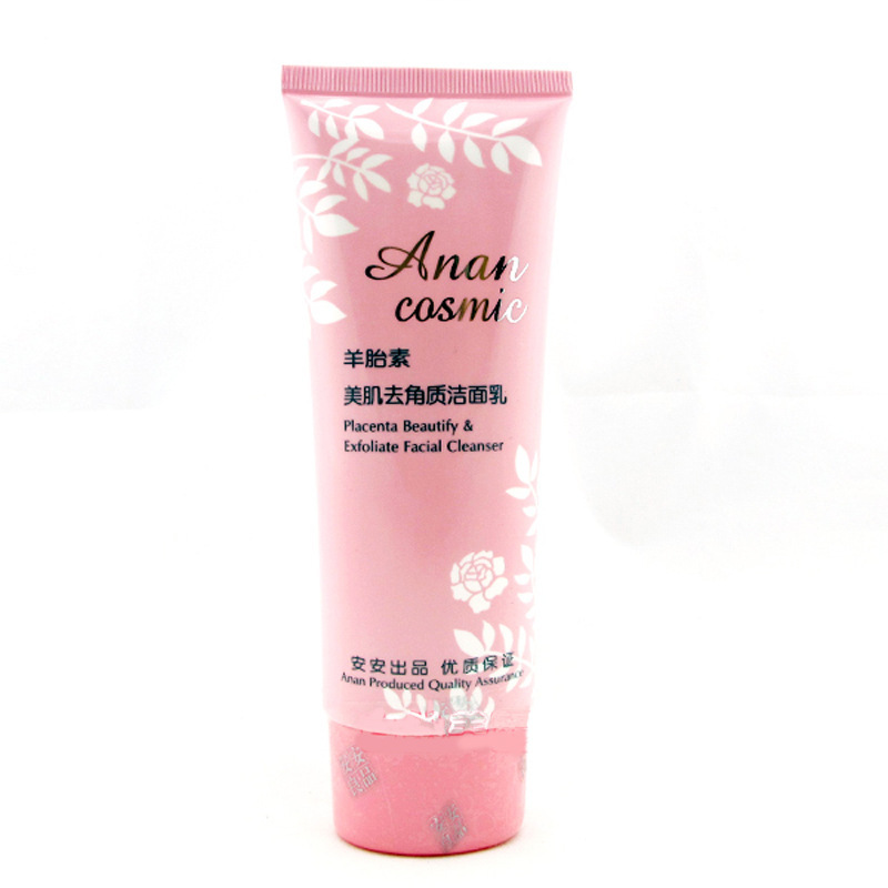Wholesale An Anliangpin placenta skin exfoliating cleanser exfoliating pore dirt 12105(China (Mainland))