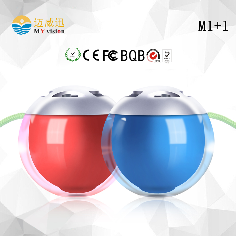Mini Speaker one Pair Speaker Contaect two Speaker at the same time Portable Stereo Speaker for Iphone6 Samsung free shipping(China (Mainland))