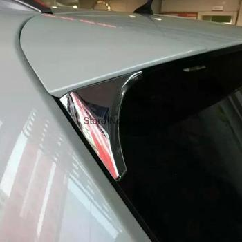 For Nissan Qashqai 2014 2015 2016 car cover styling ABS accessories rear tail window windshield side triangle trim