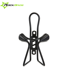 Buy ROCKBROS New Arrival Cycling Ultralight Bike Bottle Cage Aluminium Alloy Water Bottle Holder 4 Colors 2 Styles for $5.66 in AliExpress store