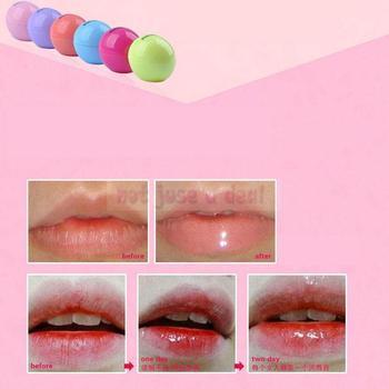 Новый макияж натуральных растительных сфера губы помадой бальзам для губ помада
