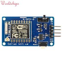 ESP8266 ESP-07 ESP 07 Serial Wifi Transceiver Module For Ardunio UNO R3 3.3V/5V TTL UART Home Smart Remote Controller Board(China (Mainland))
