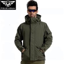 Brand Mens tactics softshell Fleece Jacket Rain bape outdoor trekking Hunting hiking Women waterproof windproof camouflage coat