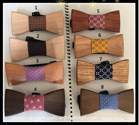 free shipping Fashion Accessories Mens Wood Bowtie Ties for men Best Christmas giftОдежда и ак�е��уары<br><br><br>Aliexpress
