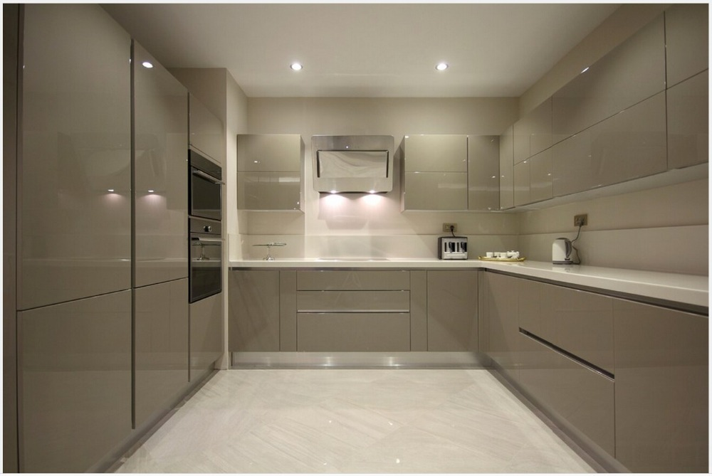 Classic kitchen unit new kitchen furnitures manufacturers for High gloss kitchen cabinets
