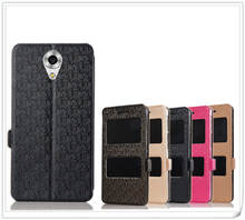 Homtom HT7 Case Doogee Phone 5 Colors Original Flip Leather Exclusive Cover With pu Case For Homtom HT7 PRO