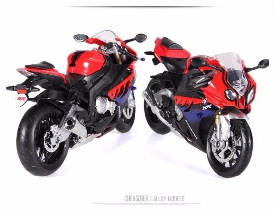 Original  new children mini  R1 metal die cast models motor bike motorcycle race car alloy metal toys Light music m58