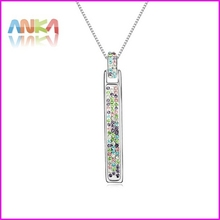 Charmed Pendant  Made with Swarovski Elements  #96771