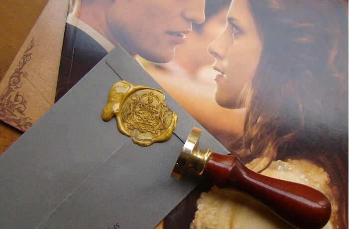 Wax Seal Stamp Wedding Invitations Letter Wax Seal Stamp