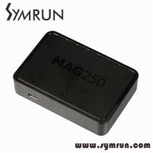European Iptv QHDTV With Iptv Box Mag250 HDMI Linux Iptv Mag 250 Netherland