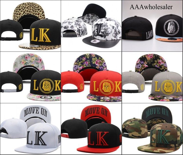 Мужская бейсболка 2015 LK Snapbacks Hiphop /Hiphop bboy 2015 hiphop