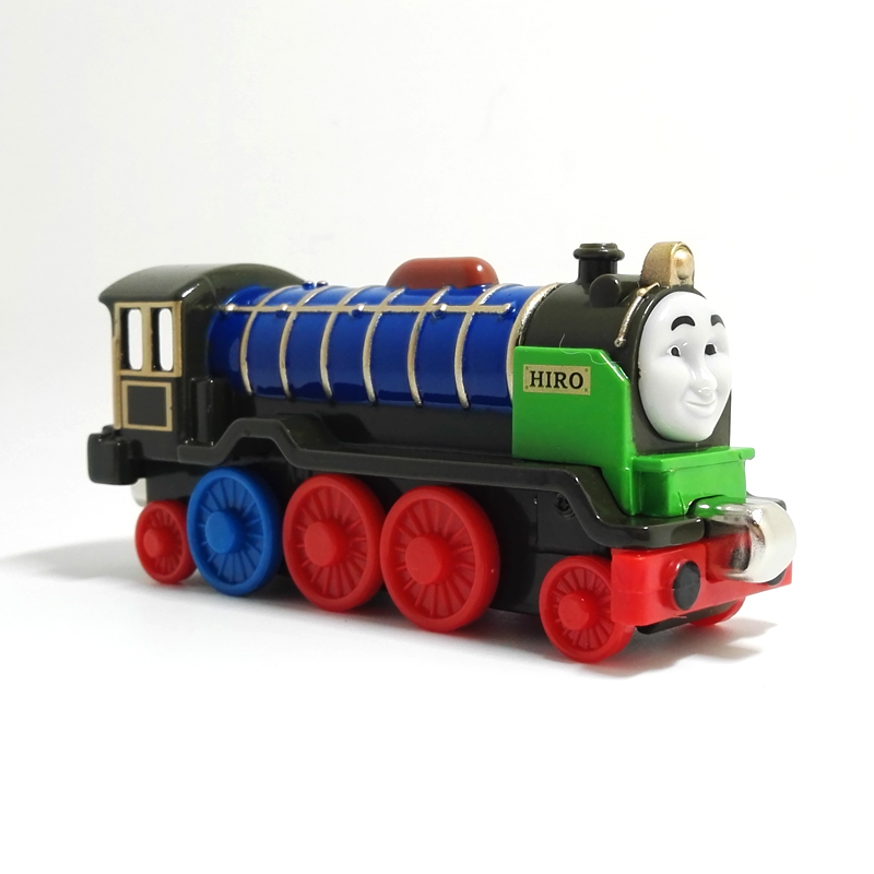 T0078 Magnetic Diecast THOMAS and friend Patchwork hiro The Tank Engine take along train metal children kids toy gift(China (Mainland))