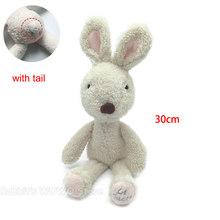 30 cm Roupa Da Boneca para o Coelho Gato de Urso de Pelúcia Brinquedos Macios Saia Vestido Camisola Casa de Jogo Bonecas Acessórios para 1/6 BJD Boneca Presentes(China)