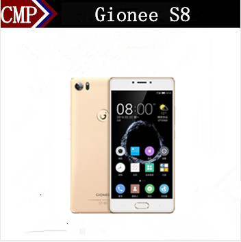"""Original Gionee S8 4G LTE Mobile Phone Octa Core Android 6.0 5.5"""" FHD 1920X1080 4GB RAM 64GB ROM 16.0MP Force Touch Fingerprint(China (Mainland))"""