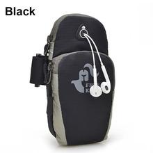 5.5inch Runing Arm Bag Phone GYM Adjustable Waterproof Jogging ArmBand Cover Wallet Bolsa Deporte Sport Riding Bike Cycling Bags