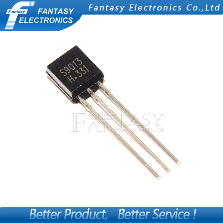 1000PCS S9013 TO-92 9013 TO92 new triode transistor free shipping(China (Mainland))