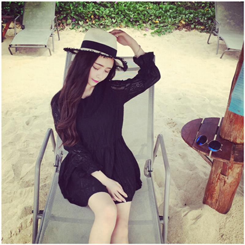 Jazz Hats Patchwork Wide Brim Straw Hats Summer Women Beach Sunhat For Ladies Elegant Hats Girls Vacation Tour Caps 2016 Newest(China (Mainland))