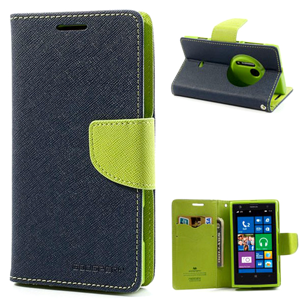 Luxury Retro Mercury Goospery Wallet Leather Flip Card Holder Cover <font><b>Case</b></font> For Nokia Lumia 1020 <font><b>Phone</b></font> <font><b>Bags</b></font> <font><b>Cases</b></font> Free Shipping
