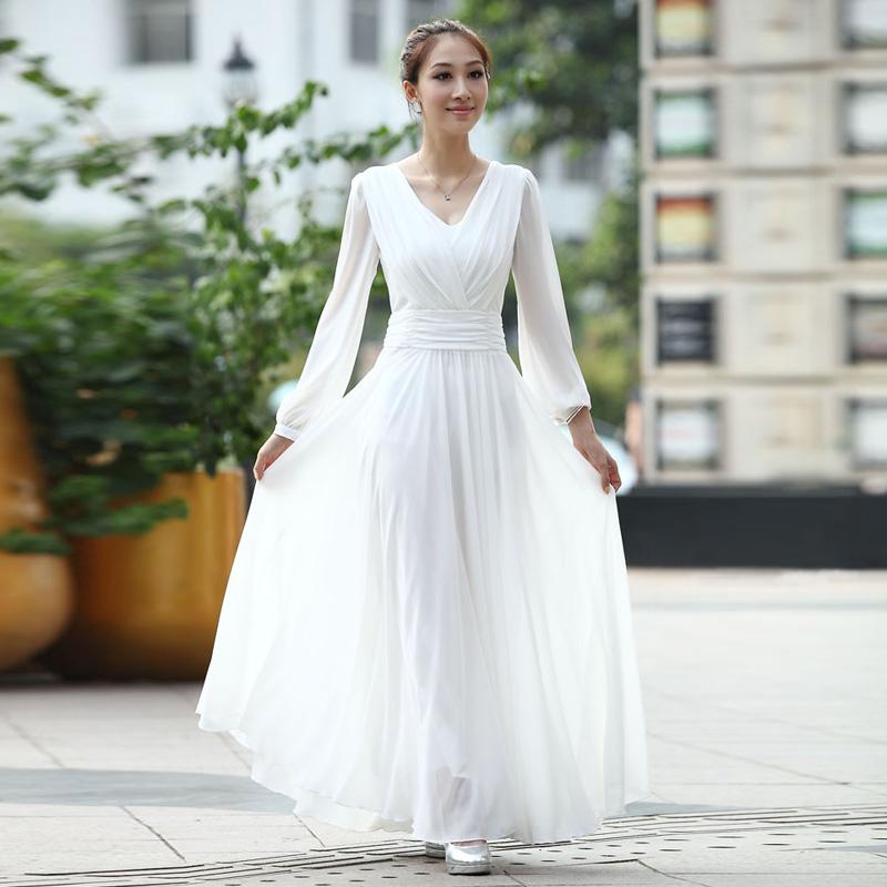 Платья летние длинные в пол летние на свадьбу