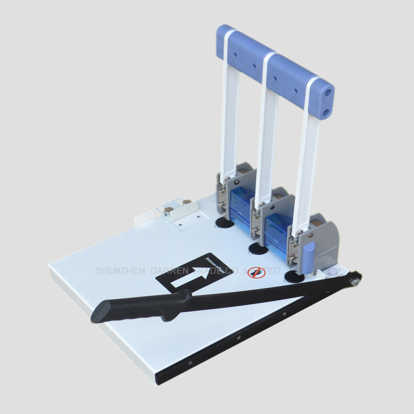 Buy 1PC Heavy Duty Ream Guillotine A4 Size Stack Paper Cutter Paper Cutting Machine,punching machine with knife cheap