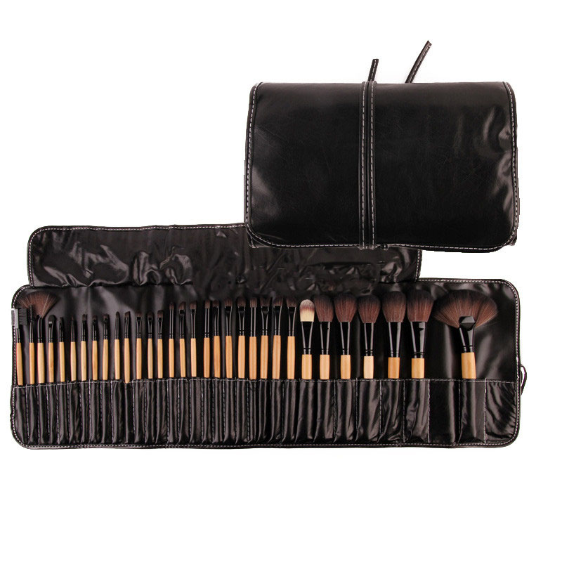 32Pcs Soft Makeup Brushes Professional Cosmetic Make Up Brush Tool Kit Set with Bag<br><br>Aliexpress