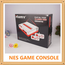 Hamy 8bit nes tv/video console di gioco con 88 giochi con due joystick fabbrica suppiler vendita calda(China (Mainland))