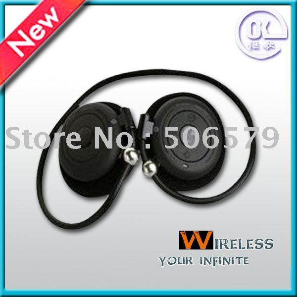 Fashion Stereo Mp3 Player Headset And Headfree s69