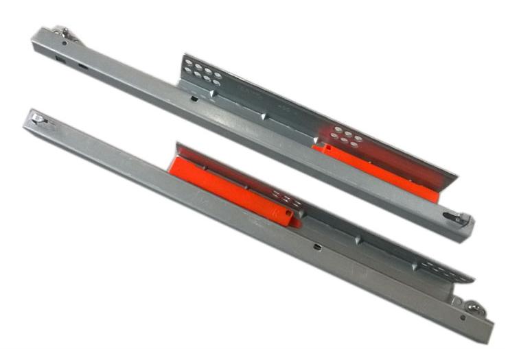 G02 rebound concealed drawer slide rail inch built-rail 1220(China (Mainland))