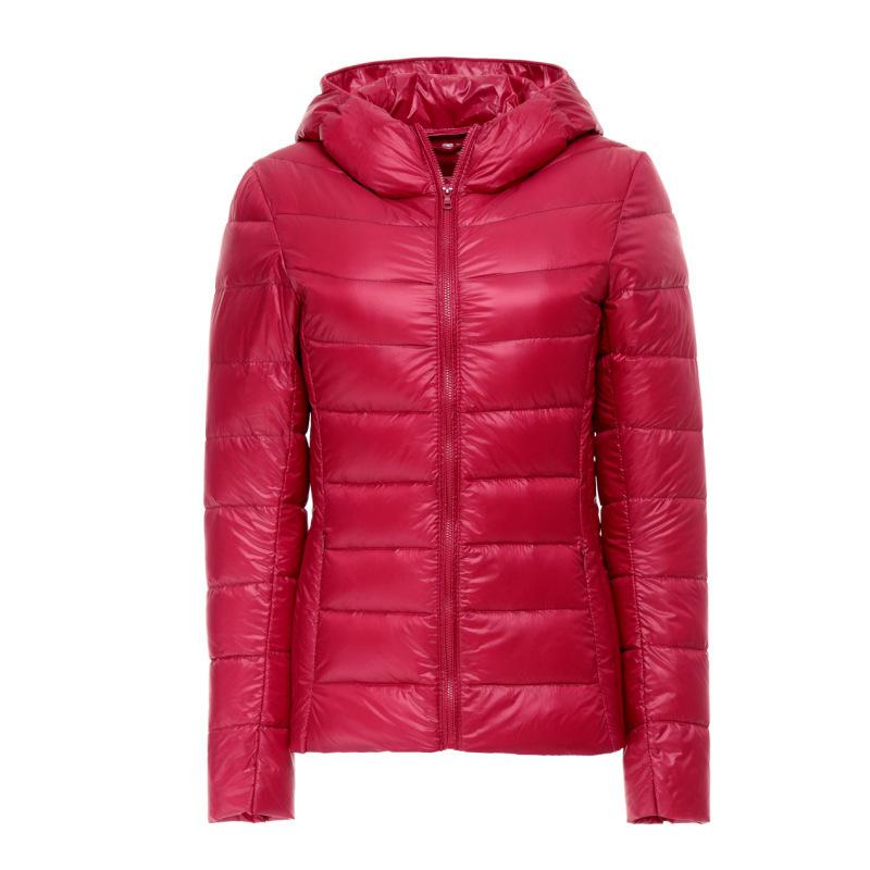 Nice New fashion ladies down short design coat winter jacket font b women b font duck
