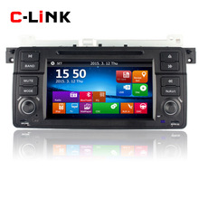 "1 Din 7"" Touch Screen Car PC For BMW 3 Series E46 M3 1998-2006 GPS Navigation Bluetooth Stereo Radio DVD CD MP4 MP3 Video Player(China (Mainland))"