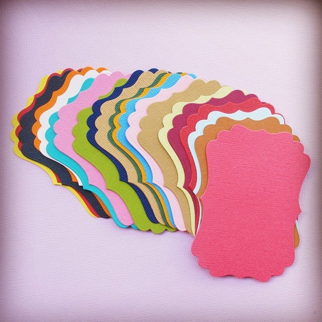 Mixed Color Gift Cards