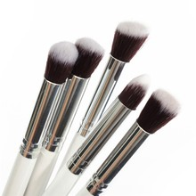 5Pcs Eye Makeup Brushes Pen Set Fashion Synthetic Fiber Comestic Brush Kit Beauty Tool High Quality Hot Sale Pro Wholesale