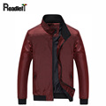 2017 Male casual slim fit thin stand collar jacket parka Men s waterproof jackets outerwear Men