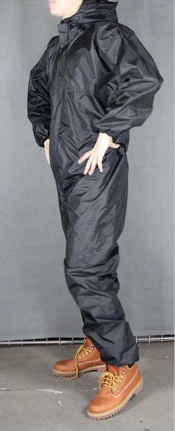 Fashion motorcycle raincoat Conjoined raincoatoveralls men and women fission rain suit6