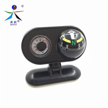 Buy Pivoting Compasses Dashboard Dash Mount Vehicle-borne Type Car Compass Thermometer Caravan Boat Truck Compass for $5.89 in AliExpress store
