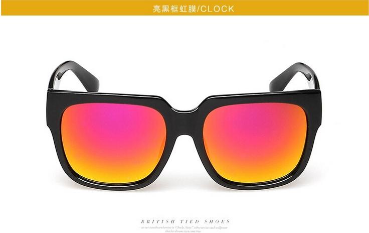 Whole sale 10pcs vintage sunglasses  classic fashion eyeglasses UV400 Mirror lenses  1960's sunglasses unisex frame without box